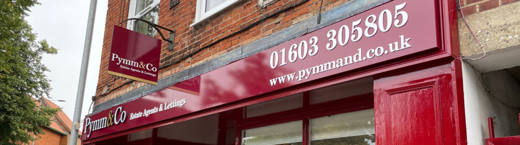 Pymm & Co Estate Agents & Lettings City Centre office revamp